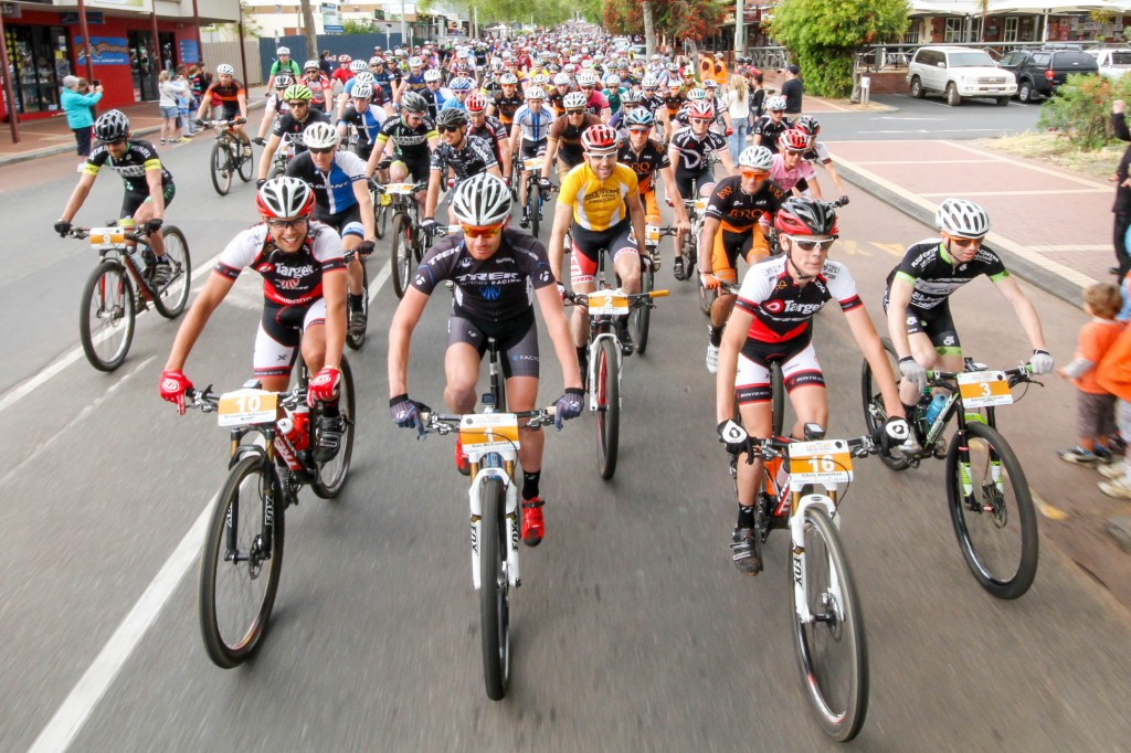 Where's Wolly/spot the SPR kit? – The neutral section down Margaret River high street